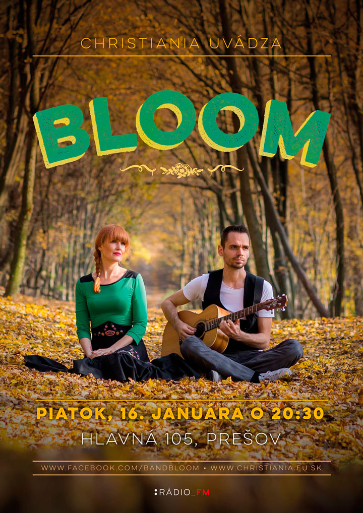 Bloom-poster