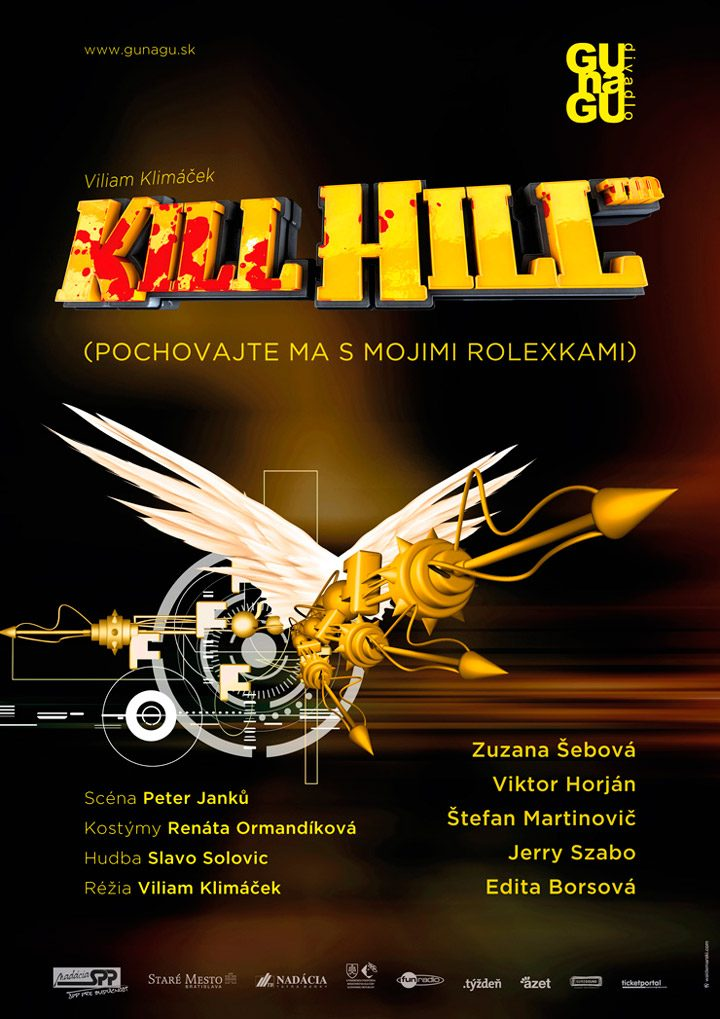 Poster<br>GUnaGU &#8220;Kill Hill&#8221;