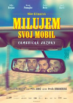 Poster<br>GUnaGU<br>Milujem svoj mobil