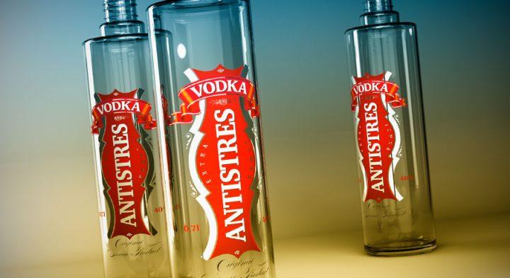"Vodka ""Antistres"""