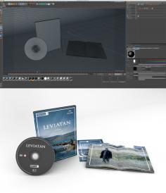Vizualizácia DVD