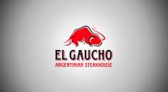 "Logotyp ""El Gaucho"""