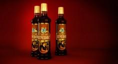 Etiketa<br>Bylinný likér Benedikt