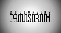 Logotyp <br>&#8220;Provisorium&#8221;
