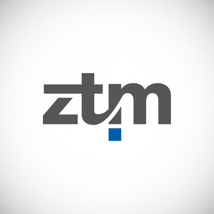 "Logotyp ""ZTM"""