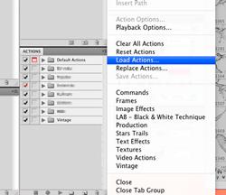 actions-palette