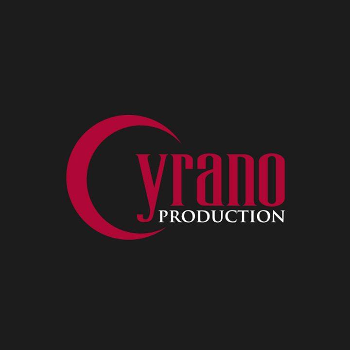 """Logotyp """"Cyrano production"""""""