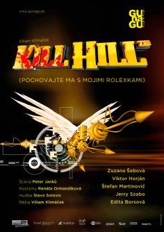 """Poster<br>GUnaGU """"Kill Hill"""""""