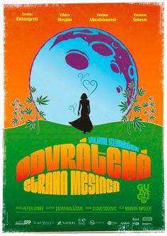 """Poster<br> GUnaGU<br>""""Odvrátená strana mesiaca"""""""