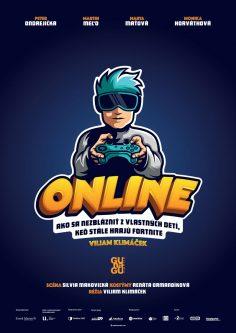 """Poster <br>GUnaGU <br>""""Online"""""""