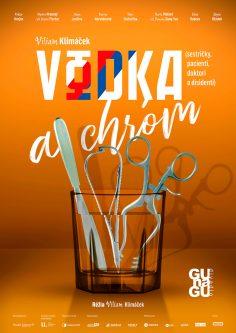 """Poster <br>GUnaGU <br>""""Vodka a chróm"""""""