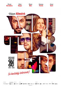 "Poster <br>GUnaGU <br>""Youtuberi"""