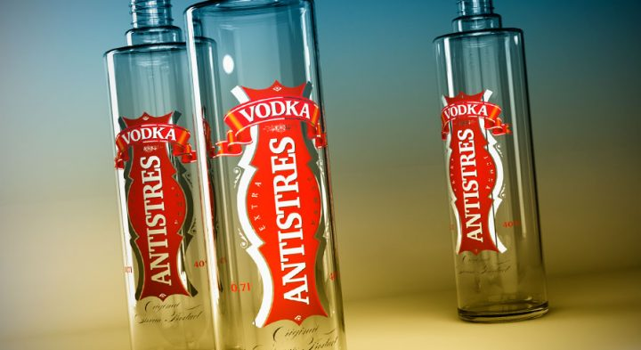 "Vodka ""Antistres"""