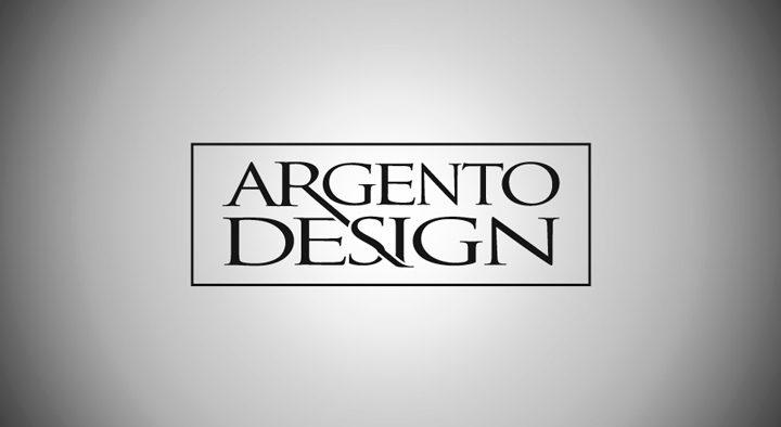 "Logotyp ""Argento Design"""
